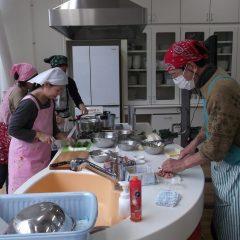 旬の仙台産野菜を使った料理教室 ~野菜嫌いな子供でも食べたくなる料理~開催