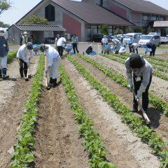 農業サポーター養成講座:令和3年度「せんだい農楽校」第4回講座開校しました